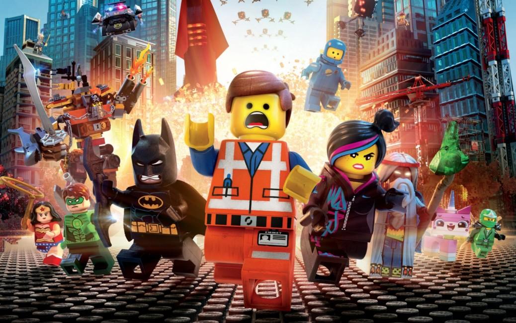 """James David Parker reviews the Film """"The Lego Film"""""""