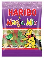 Haribo magic mix